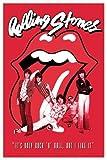 ローリング・ストーンズ ポスター  Rolling Stones (It's Only Rock N Roll) [おもちゃ&ホビー]