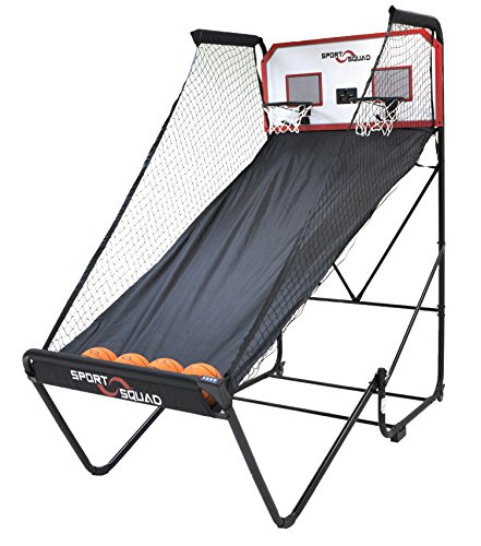 Best Prices! Sport Squad Double Overtime Electronic Arcade PRO Basketball