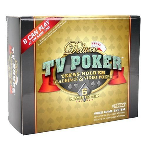 Deluxe TV Poker (Sundance Merchandise compare prices)