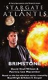 img - for Stargate Atlantis: Brimstone: SGA-15 book / textbook / text book