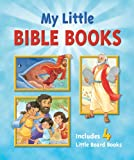 My Little Bible Books Box Set (The Story of ...) (0824918983) by Patricia A. Pingry