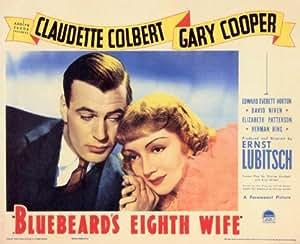 Bluebeard's Eighth Wife POSTER Movie (1923) Style A 11 x 14 Inches - 28cm x 36cm (Gloria Swanson)(Huntley Gordon)(Charles Greene)(Lianne Salvor)(Paul Weigel)