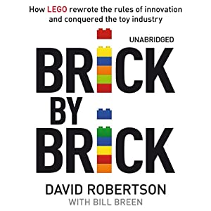 Brick by Brick | [David Robertson, Bill Breen]