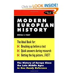 Modern European History by Birdsall Viault