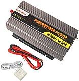 MicroSolar - 2000W (Peak 4000W) Pure Sine Wave Inverter - with Remote Wire Controller