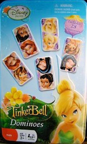 Disney Fairies Tinkerbell Dominoes - 1