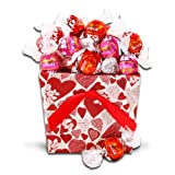 Just For You: Lindt Truffle Candy Gift Tote