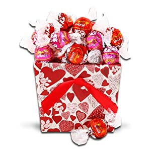 Decadent Delights Lindt Chocolate Truffle Gift Tote