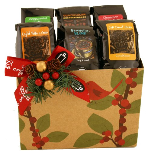 Sampler of Holiday Flavors