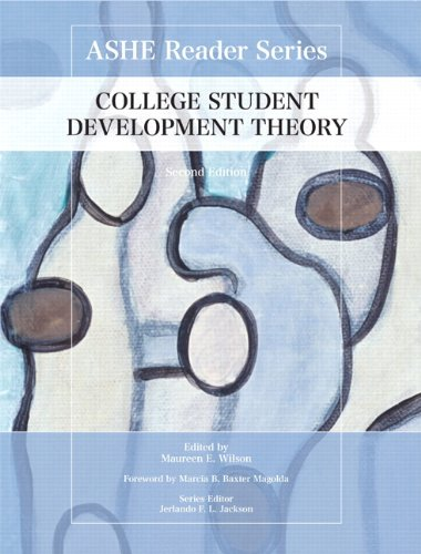 College Student Development Theory (2nd Edition) (Ashe...