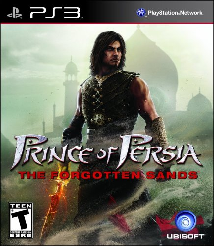 51ptmTC8k%2BL Prince of Persia: The Forgotten Sands   game review