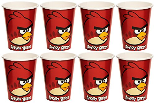 Angry Birds Cups 8 Ct. - 1