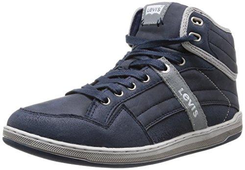 Levi's  Pinole Mid,  Sneaker uomo Blu Bleu (17) 43