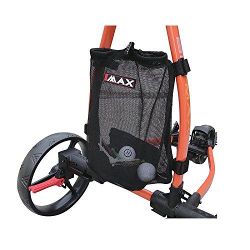 Big Max Golf Accessory Mesh Bag, Black