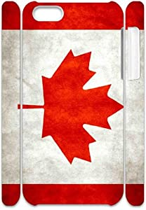 Canada Flag Hard Case For Apple iphone 5C iphone5C