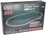 HOゲージ 3-111 HV-1 R730複線化線路セット