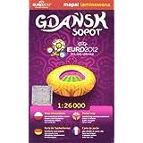 Gdansk, Sopot 1 : 26 000 Euro 2012 Comfort! Map