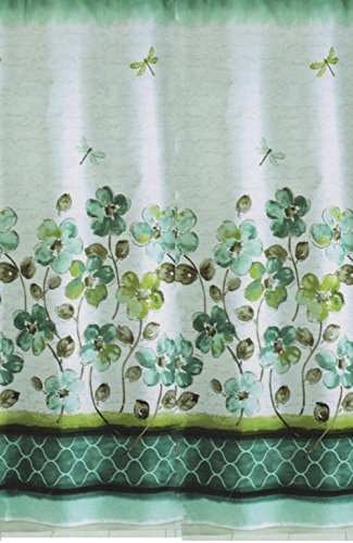 Cute Dragonfly Bathroom Shower Curtains - cover