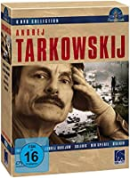 Andrej Tarkowskij: Box (6 Dvd) [Import allemand]