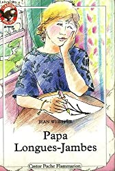 Papa longues-jambes. collection castor poche n° 292