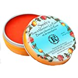 Rosebud Smith's Lip Balm, Rose and Mandarin, 0.8 Ounce