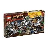 LEGO Indiana Jones Chauchilla Cemetery Battle (7196) ~ LEGO