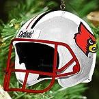 Football Helmet Ornament - Louisville