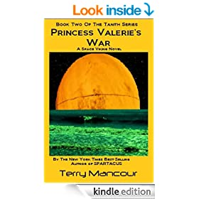 Princess Valerie's War (The Tanith Series)