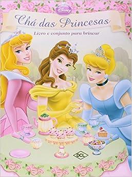 Disney. Chá das Princesas (Em Portuguese do Brasil