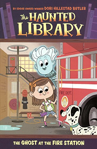 The Ghost at the Fire Station (Haunted Library)