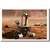 Mars Rover, Poster