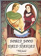 Robin Hood and Maid Marian Paper Doll Set by…