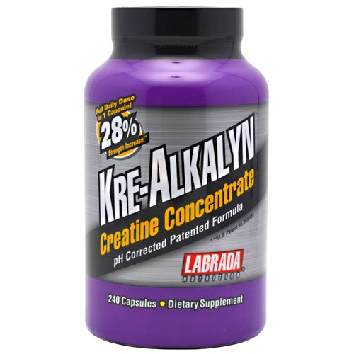 Labrada Nutrition Kre-Alkalyn 240 capsules