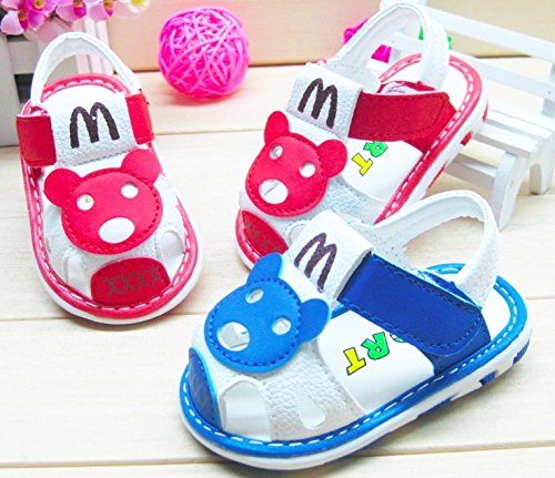 Kinder-Sandalen Schuhe, Baby-Strand-Schuhe, Baby Walker Sandalen (9-12 Monate)