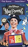 Mary Poppins (Fully Restored Limited Edition) (Walt Disneys Masterpiece) (Walt Disney Masterpiece Collection)