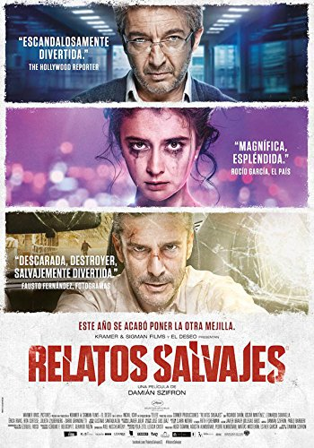 Relatos Salvajes (DVD + BD) [Blu-ray]