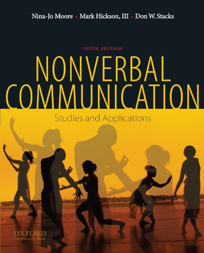 Nonverbal Communication: Studies and Applications