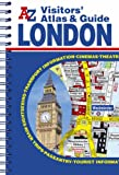 img - for A-Z Visitors' London Atlas and Guide (Street Maps & Atlases) book / textbook / text book