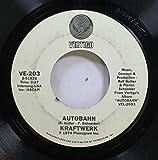KRAFTWERK 45 RPM AUTOBAHN / MORGANSPAZIERGANG (MORNING WALK)