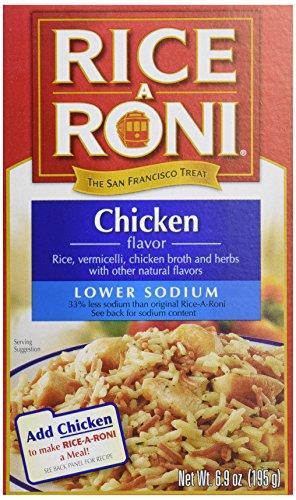 Rice A Roni Chicken Flavor, 6.9 oz (Chicken Rice A Roni compare prices)