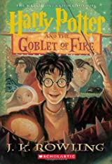 Harry Potter and the Goblet of Fire (Book 4) de J.K. Rowling, Edición en Inglés