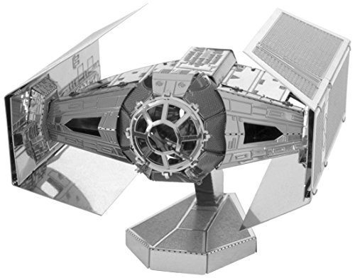 Great Deal! Metal Earth Star Wars Darth Vader's Tie Fighter 3D Laser Cut Model