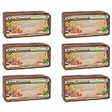 Zimmerpflanzen-/ Pflanzen- Kokoserde Sixpack (6 x 600 g)...