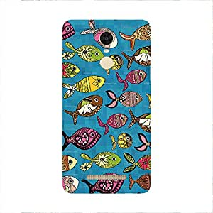 Back Cover for Redmi Note 3 FISH