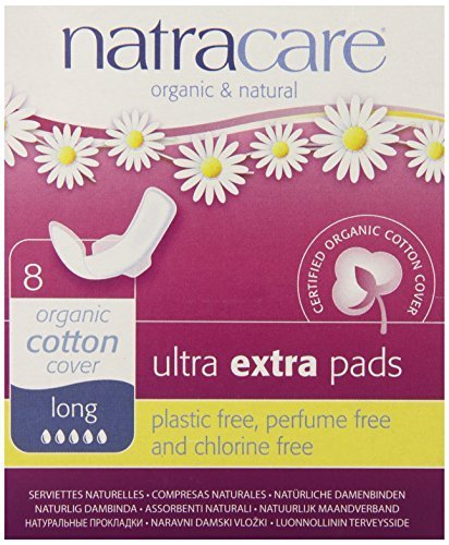 natracare-long-ultra-extra-pads-with-wings-1x-pack-of-8-by-natracare