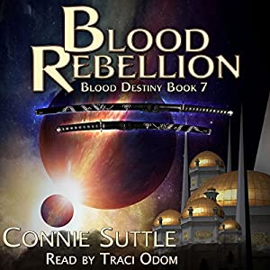 Blood Rebellion Audiobook