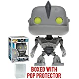 Funko Pop! Movies: Ready Player One - Iron Giant Vinyl Figure (Bundled with Pop Box Protector Case) (Tamaño: 3.75 inches)