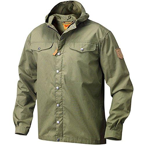 Fjallraven Men's Greenland No.1 Jacket, Green, Small