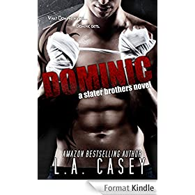 Dominic (Slater Brothers, #1) (English Edition)