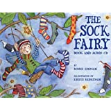 The Sock Fairy (Book & Audio CD) ~ Bobbie Hinman